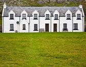 乡间别墅-苏格兰 — 图库照片