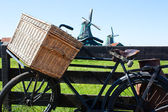 De fiets in nederland — Stockfoto