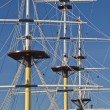 Stock Photo: Masts