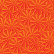 Seamless orange background — Stock Photo