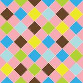 Fashion fabric, texture pattern — Stock Photo