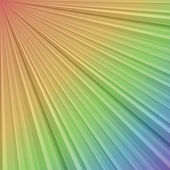 Rainbow stripes — Stock Photo