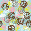 Abstract background with circles — Stock Photo #2852040