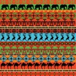 Foto de Stock  : Traditional Africpattern