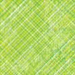 Grunge green striped background — Stock Photo