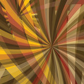 Abstract background with brown twirls — Stock Photo