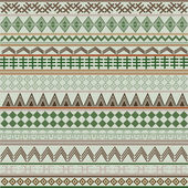 Background with geometrical shapes in brown and green tones — Stock Photo