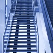 Stairway and Escalator going up in an A — Stock Photo #2838212