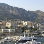 View of Monaco harbor — Stock Photo #2838597