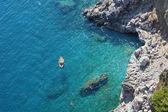 Mediterrane riffe italien — Stockfoto