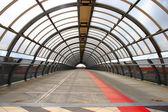 Endüstriyel tünel — Stok fotoğraf