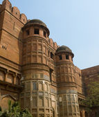 Amar Singh Gate - Red Fort, India — Stock Photo