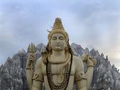 Statue of Lord Shiva — Stock Photo