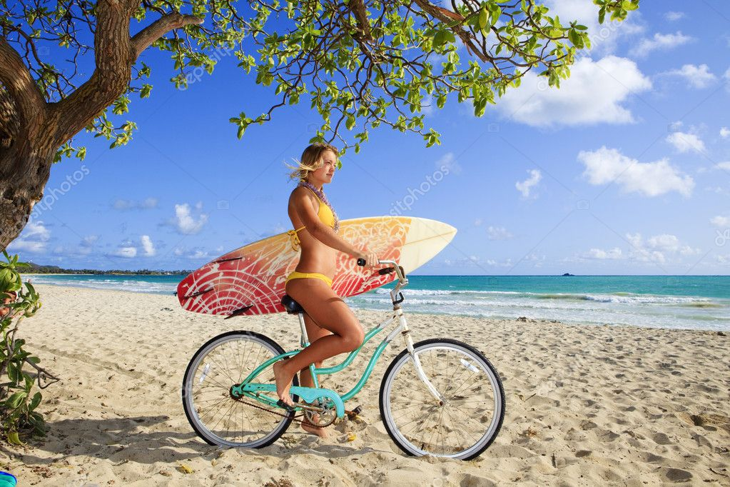 http://static4.depositphotos.com/1012193/285/i/950/depositphotos_2857050-Girl-on-her-bicycle-with-surfboard.jpg