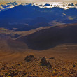 Haleakala volcano, Maui - Stock Photo