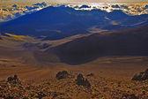 Haleakala volcano, Maui — Stock Photo