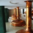 Brewery museum in Plzen Czech — Photo