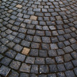 Stock Photo: Old stone pavement
