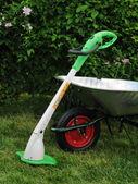 Garden utensils — Stock Photo