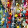 Stock Photo: Handmade beads