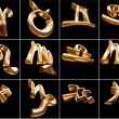 3d zodiac sign — Stock Photo #2925430