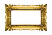 Art And Craft Picture Frame — Stock Photo