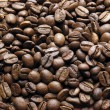 Background of coffe-beans - Stock Photo