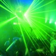 Stock Photo: Night Club Party Background