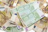 Rachunki euro — Zdjęcie stockowe