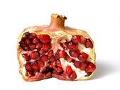 Pomegranate half — Stock Photo