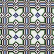 Stock Photo: Portuguese glazed tiles 007