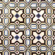 Stock Photo: Portuguese glazed tiles 008