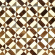Stock Photo: Portuguese glazed tiles 038