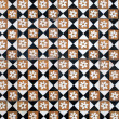 Stock Photo: Portuguese glazed tiles 015