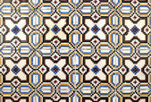 Portuguese glazed tiles 008 — Stock Photo