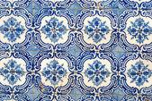 Portugese geglazuurde tegels 047 — Stockfoto