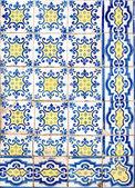 Portugisiska kakel 051 — Stockfoto