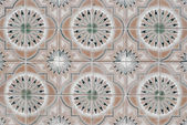 Portuguese glazed tiles 069 — Stock Photo