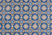 Portuguese glazed tiles 060 — Stock Photo
