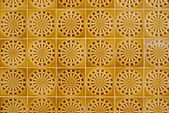 Portuguese glazed tiles 058 — Stock Photo