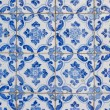 Portuguese glazed tiles 167 — Stock Photo #2958769