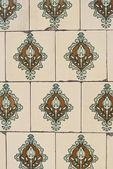 Portugalské glazovaných dlaždic 137 — Stock fotografie