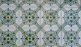 Portugalské glazovaných dlaždic 127 — Stock fotografie