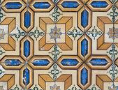 葡萄牙琉璃瓦 124 — 图库照片