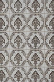 Portuguese glazed tiles 112 — Stock Photo