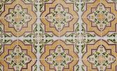 Portuguese glazed tiles 102 — Stock Photo