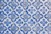 葡萄牙琉璃瓦 167 — 图库照片