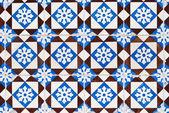 Azulejos portugueses 155 — Foto de Stock