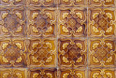 Portuguese glazed tiles 151 — Stock Photo