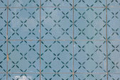 Portuguese glazed tiles 149 — Stock Photo